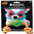 MASK ROPE & BALL TOY