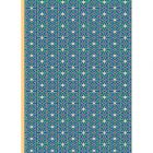 NOTEBOOK ARABIC DESIGN BLUE