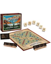 SCRABBLE - NATIONAL PARKS