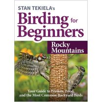 BIRDING FOR BEGINNERS: THE ROCKY MOUNTAINS