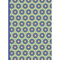 NOTEBOOK ARABIC DESIGN GREEN