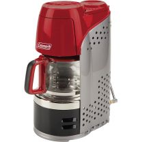 COFFEEMAKER PPN RED GLASS