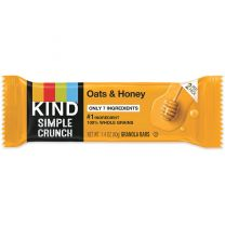 KIND SIMPLE CRUNCH BARS