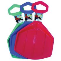 FLEXIBLE FLYER HOT SEAT SLED ASSORTED COLORS
