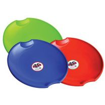 FLEXIBLE FLYER FLYING SAUCER SLED ASSORTED COLORS