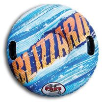 FLEXIBLE FLYER BLIZZARD INFLATABLE SLED 39""