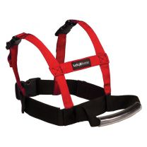 LUCKY BUMS GRIP N' GUIDE HARNESS RED