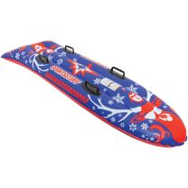 "DOUBLE DEER SNOW TUBE 69""x26"""