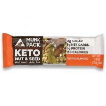 MUNK PACK NUT AND SEED BAR
