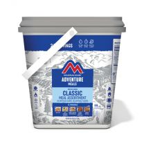 MOUNTAIN HOUSE CLASSIC ASSORTMENT BUCKET CLEAN LABEL