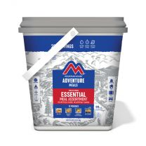 MOUNTAIN HOUSE ESSENTIAL ASSORTMENT BUCKET CLEAN LABEL