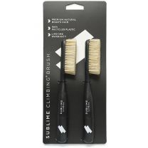 ORIGINAL CLIMBING BRUSH 2-PACK/BLACK
