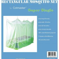MOSQUITO NET SINGLE/TWIN