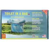 TOILET IN A BAG