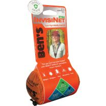 BEN'S INVISINET XTRA WITH INSECT SHIELD HEADNET