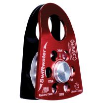 "SMC 2"" SWIFTWATER PULLEY COLOR RED"