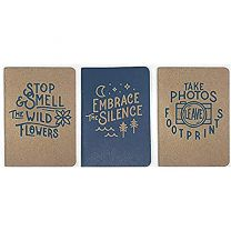 SOLITUDE NOTEBOOK SET OF 3