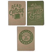 NOTEBOOK SET OF 3