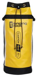 SINGING ROCK CANYON BAG 30L YELLOW