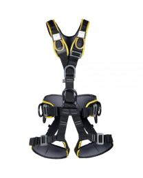 SINGING ROCK ANTISHOCK ANTI-STATIC HARNESS ANSI Z359.11 AND NFPA Class III