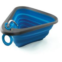 KURGO MASH N STASH COLLAPSIBLE DOG BOWL
