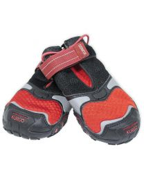 BLAZE CROSS DOG SHOES-RED-X-SMALL