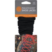 PARATINDER SHOE LACES - BLACK