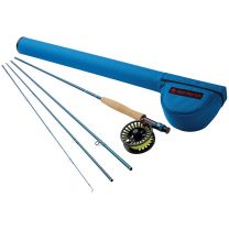 CROSSWATER ROD COMBO 4PC