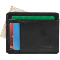RFID LEATHER CASH&CARD SLEEVE