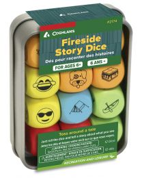 FIRESIDE STORY DICE