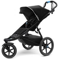 URBAN GLIDE 2 DOUBLE, BLACK