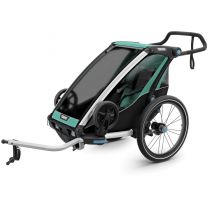 CHARIOT LITE 1, GREEN/BLACK/GREY