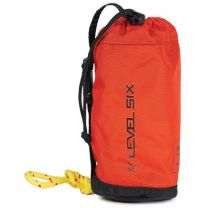 COMPACT THROW BAG, ORANGE