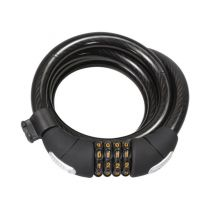 6FT CABLE LOCK W COMBO