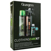 CLOTHING CARE KIT, CONCENTRATE