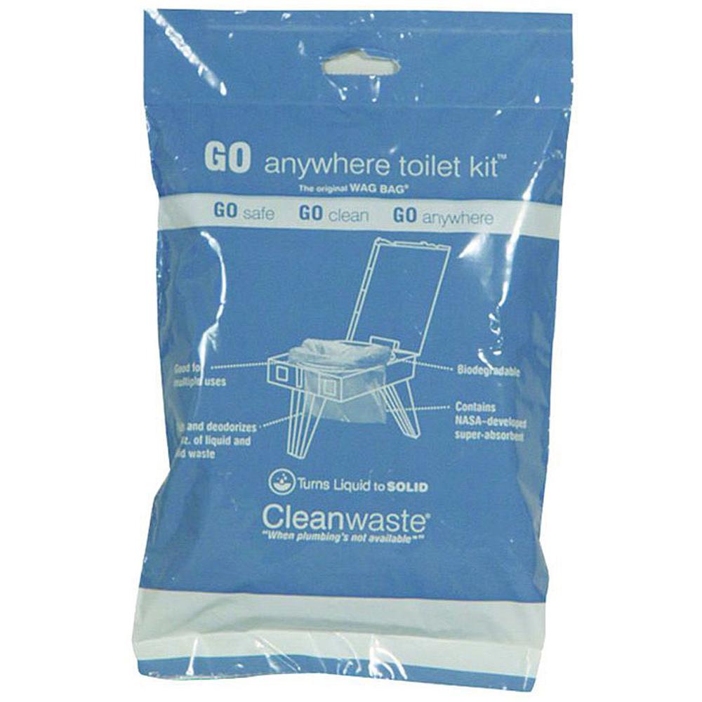 Wag Bag: Go Anywhere Waste Kit